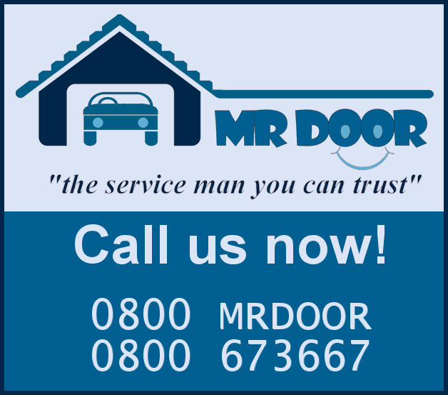 Mr Door New Website Logo